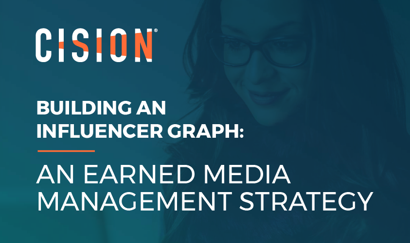 Why building an Influencer Graph will change your media relations strategy