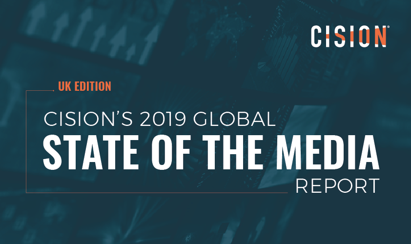 Industry reaction to Cision's 2019 State of the Media report
