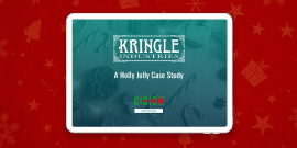Here Comms Santa Claus: Cision's most festive case study is here!