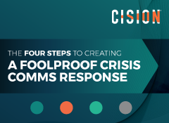 The four steps to building a foolproof crisis comms response