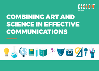 Combining art and science in effective communications