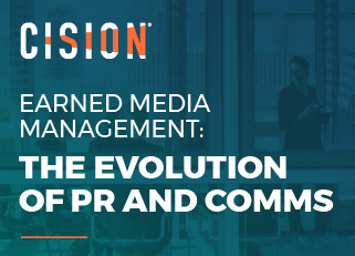 Earned Media Management: The evolution of PR