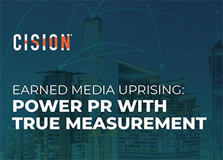 Mark Weiner: Earned media uprising: power pr with true measurement