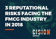3 reputational risks facing the FMCG industry