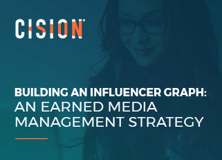 Earned Media Management: building an Influencer Graph